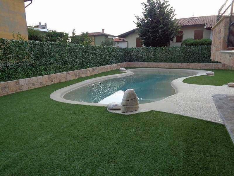 piscina natural